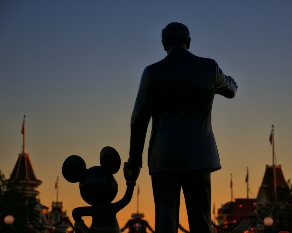 Disney - Happy Birthday Walt! by Express Monorail