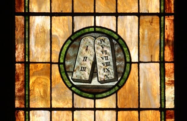 Commandments by James Perkins