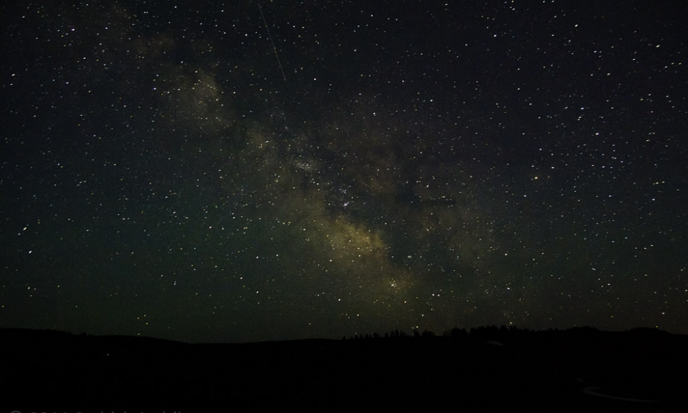 The Milky Way by Sathish J
