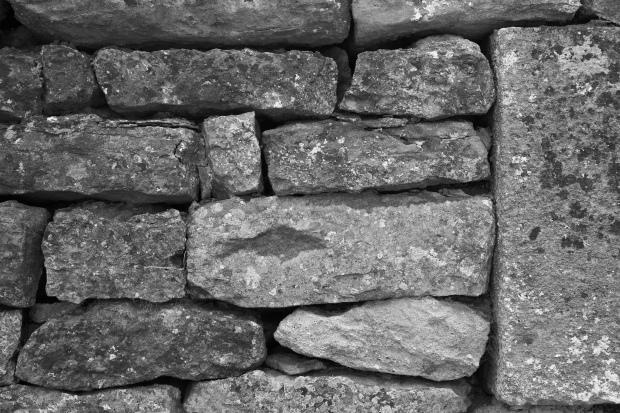 Stones for a Wall by Alexandre Dulaunoy