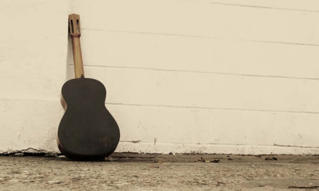 Guitar by JMC Photos