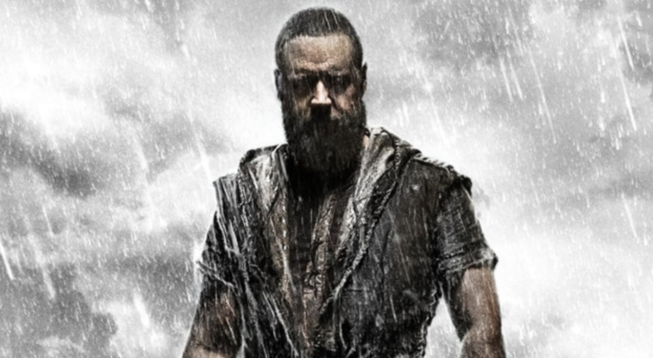 New-Noah-Poster-Has-Russell-Crowe-Braving-the-Elements