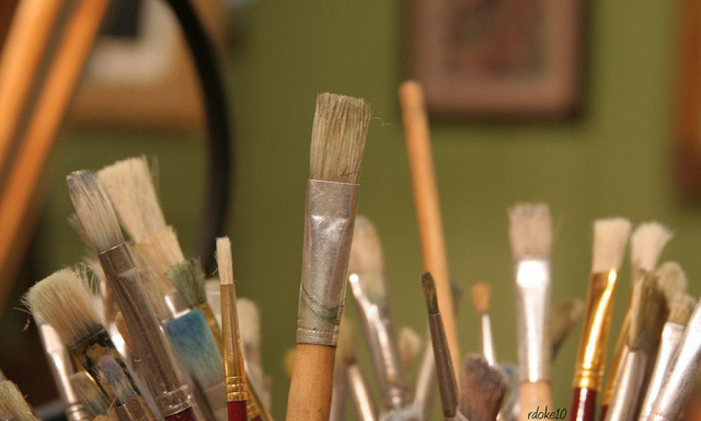 Paint Brush by Rdoke