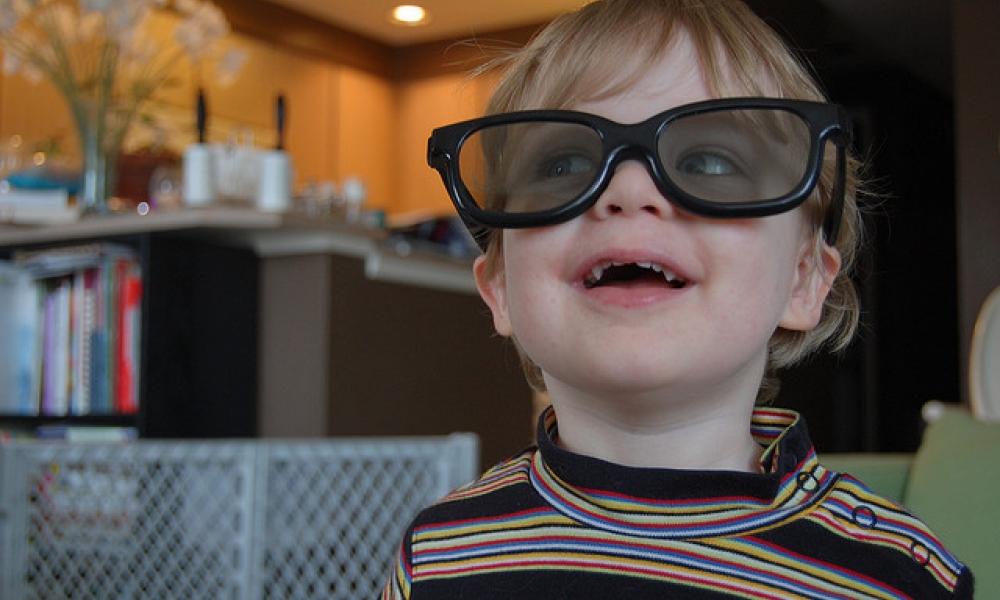 Silly Glasses by Ann Scranton