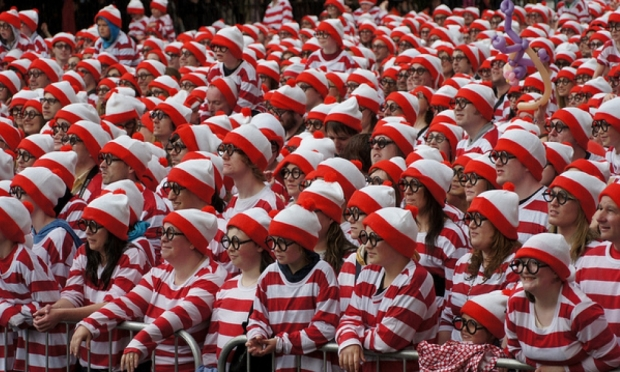 Where's Wally by infomatique