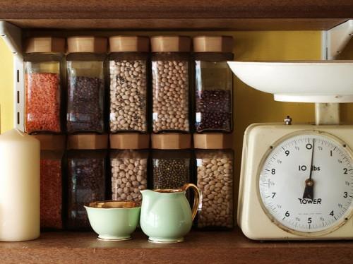 Kitchen Shelf by Paula Bailey