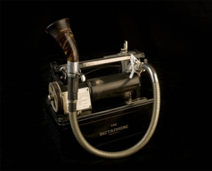 The Dictaphone by National Film and Sound Archive of Australia