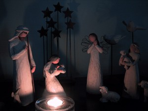 Nativity by Richard Bott, used under CC