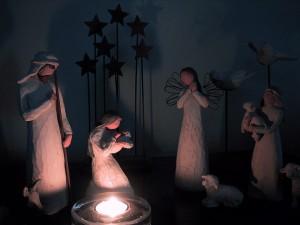 Nativity by Richard Bott, used under CC